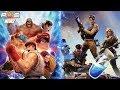 Street Fighter 30th Anniversary Update Details & Sony's Shawn Laydon on Cross-play! | PE NewZ Mini