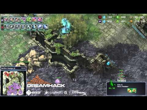 TvZ Kas vs Stephano Game 1 - DreamHack Open Stockholm 2013