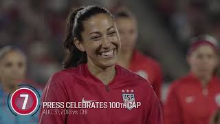 WNT's Top 10 Moments of 2018
