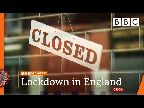 Covid: Gyms and all shops to reopen after English lockdown 🔴 @BBC News live - BBC