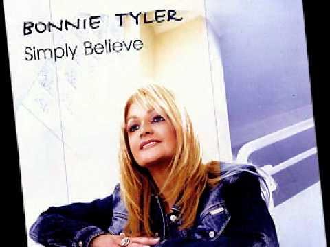 BONNIE TYLER: SIMPLY BELIEVE SONGS