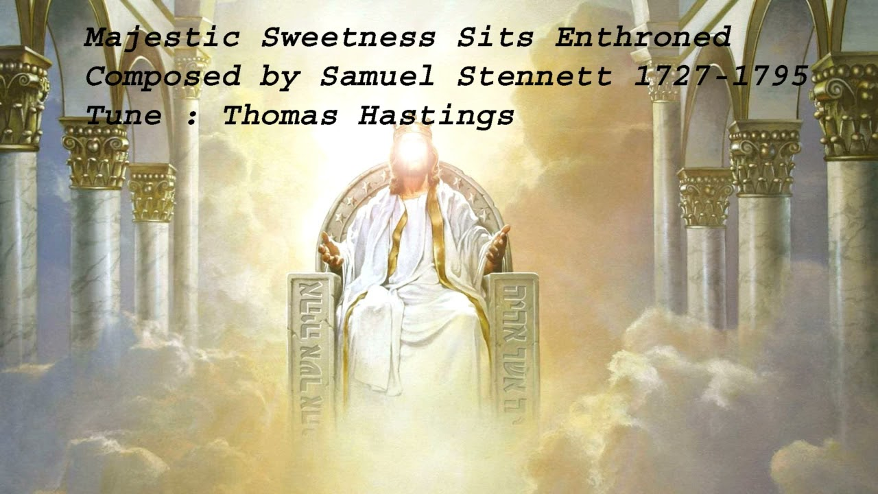 [Official Video] Majestic Sweetness Sits Enthroned - Song (Gospel Song)