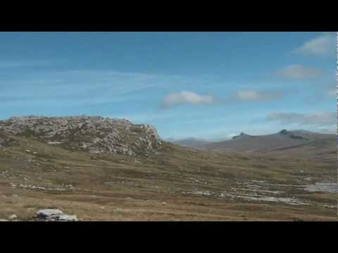 Mount Tumbledown and surrounds - Falkland Islands