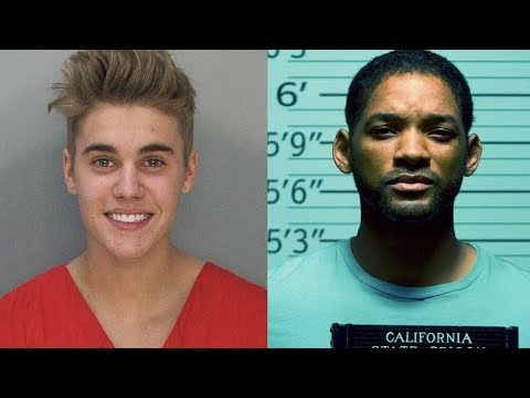 10 Celebrities Who Committed HORRIBLE Crimes!