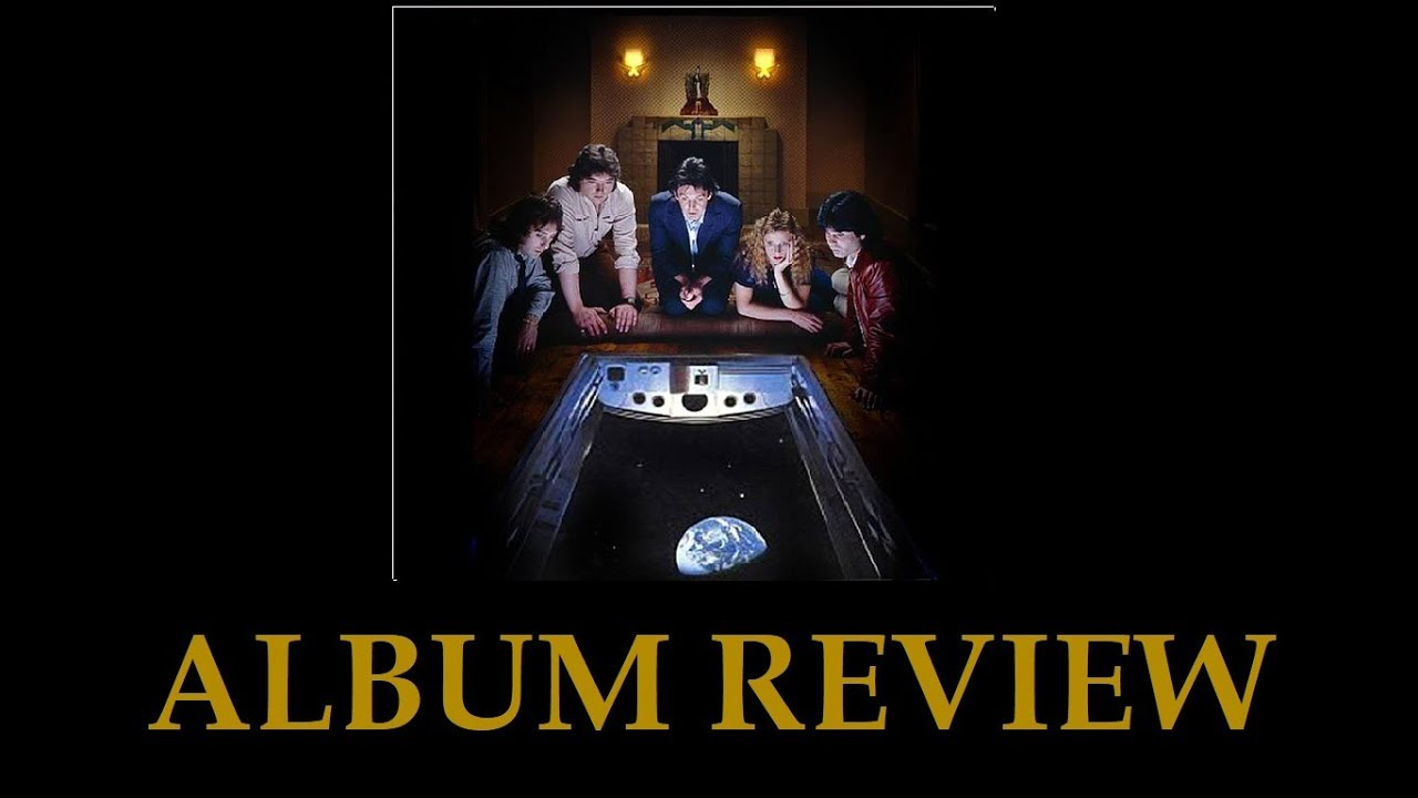 Paul McCartney and Wings Back To The Egg Review