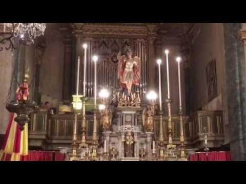 Concert à la basilique saint Michel pour la Fête de la musique