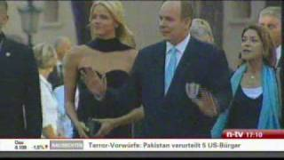 24.06.2010 Monaco.Royal Wedding soon.n-tv.Deutsch.Fragment.wmv