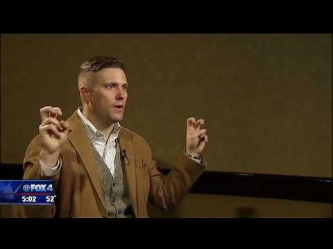 White nationalist Richard Spencer speaks to FOX4 ahead of Texas A&M event