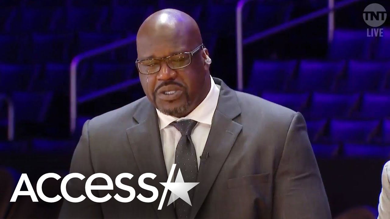 Shaq Breaks Down In Tears Reflecting On Kobe Bryant: 'I Haven't Felt A Pain That Sharp In A While'