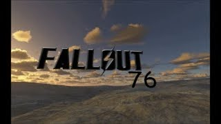 ROBLOX Fallout 76 Official Trailer Remake