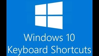 10 Useful Windows 10 Shortcuts You Should must know