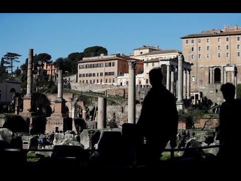 علماء آثار يكشفون عن ضريح محتمل لمؤسس روما الأول  - نشر قبل 4 ساعة