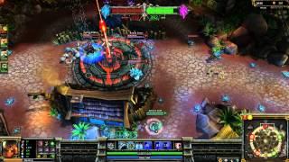 Dominion Nautilus 4-2-12 shadowsneaker Infected Painter AK Got Skill LeoTekk Commentary