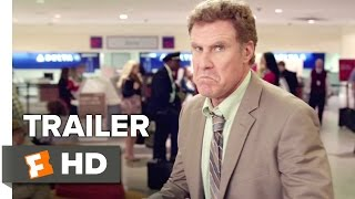 Daddy's Home Official Trailer #2 (2015) - Will Ferrell, Mark Wahlberg Movie HD