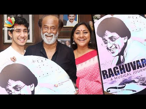 Unknown face of Raghuvaran revealed by his son | Rajinikanth, Rohini