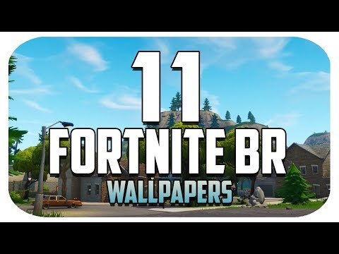 11 Best Fortnite BR Wallpaper Engine Wallpapers | Gaming, Calm, Cloudy, Landscape, Etc.