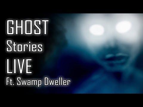 Live Ghost Stories   Ft. Swamp Dweller