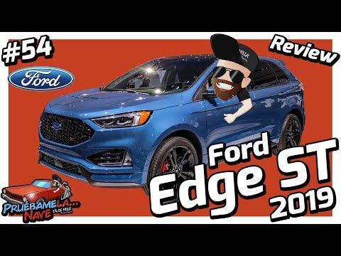 Ford Edge ST | PruebameLa... Nave 54