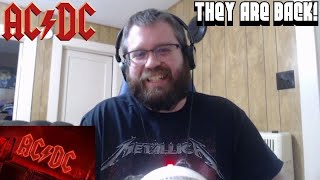 AC/DC - Shot In The Dark (Official Audio) Reaction!!!
