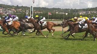 Vidéo de la course PMU PRIX DE LA BARBERIE