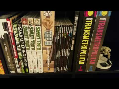 Omnibus, Graphic Novel, Hardcover Comic Book Collection Tour Part 2