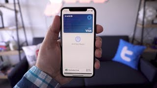 Gambar cover Using Apple Pay on iPhone X