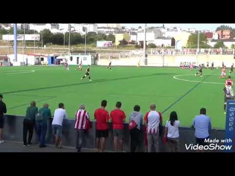 Goles LugoB 0 - 1 Ourense CF