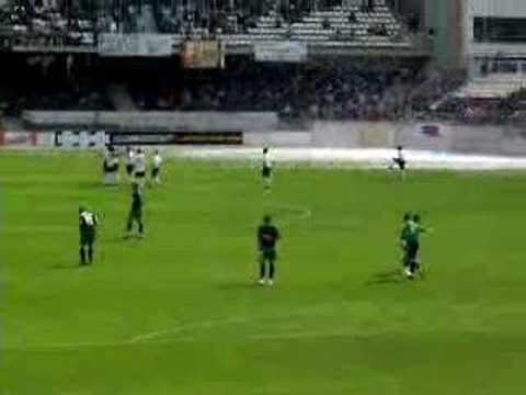 Liga de Honra 2006/07: Vitoria de Guimarães-Rio Ave