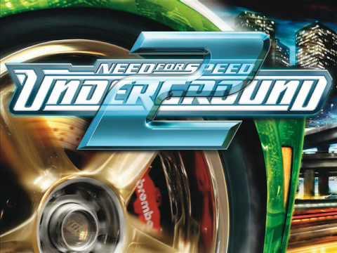 Fluke - Switch/Twitch (Need For Speed Underground 2 Soundtrack) [HQ]
