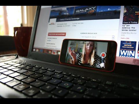 Как вставить видео в рамку с IPhone/iPad/Apple Watch/Mac