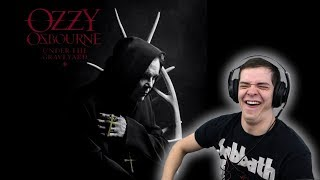 Baixar Swedish dude REACTS to OZZY OSBOURNE - UNDER THE GRAVEYARD (OFFICIAL AUDIO)