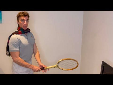 Tennis Player Impressions US Open 2021