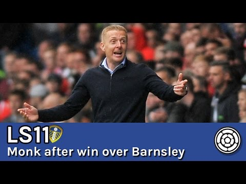 LS11 | Garry Monk after Barnsley win
