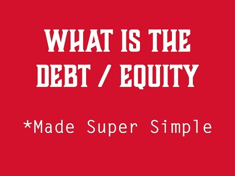 What is Debt to Equity (D/E)