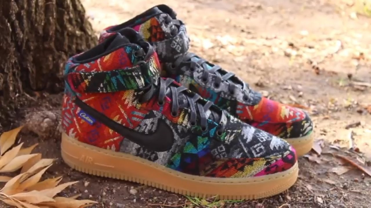 san francisco 68a34 6ff76 REVIEW + ON FOOT NIKE AIR FORCE 1 PREMIUM