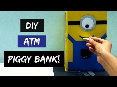 mason jar piggy banks diy funnydog tv. Black Bedroom Furniture Sets. Home Design Ideas