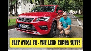 SEAT Ateca FR 190HP - Test / Review