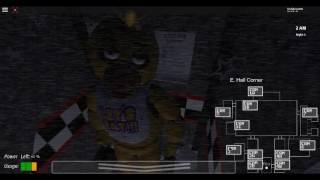 Fnaf noob plays roblox fnaf permmadeath ep.5 (FINALE)