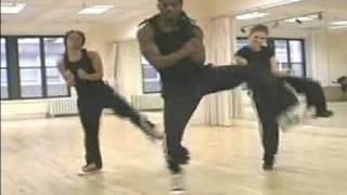 How to Lock in Hip Hop Dance : Hip Iron Horse in Hip Hop Locking Dance