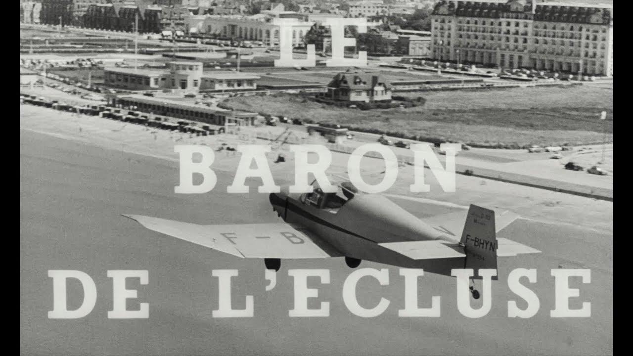 Le Baron de l'écluse (1960) - Bande annonce d'époque restaurée HD