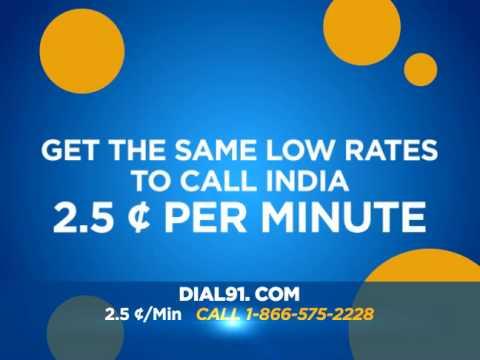 dial91 india calling card - India Calling Card
