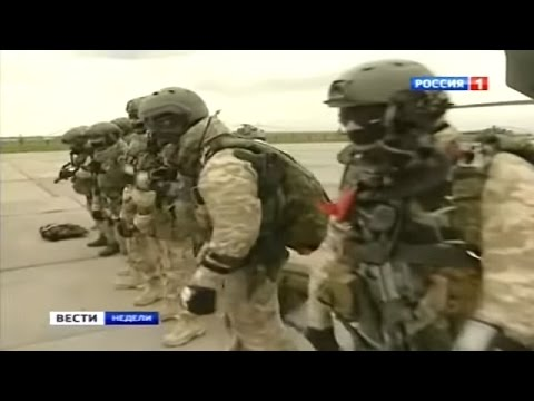 Ukraine War - Russian special operations forces involved in Ukraine