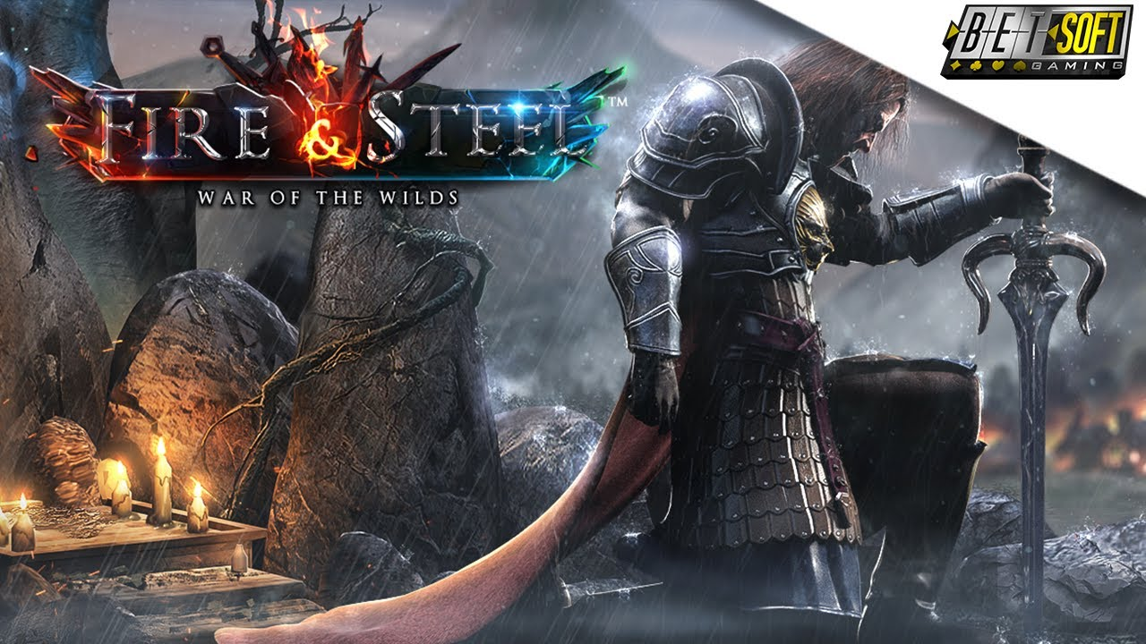 Слот «Fire and Steel: War of the Wilds» и промокоды онлайн казино Slotoigra