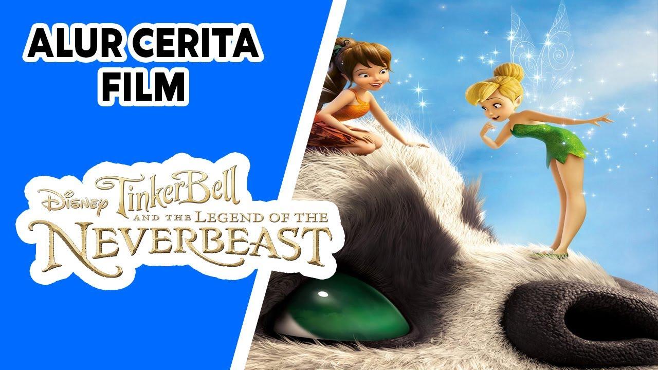 Download MONSTER PENYELAMAT DUNIA PERI | ALUR CERITA FILM TINKERBELL AND THE LEGEND OF THE NEVERBEAST (2014)
