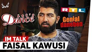 Schulzeit, Let's Dance (RTL), Meinung der Familie uvm. | Faisal Kawusi im Talk