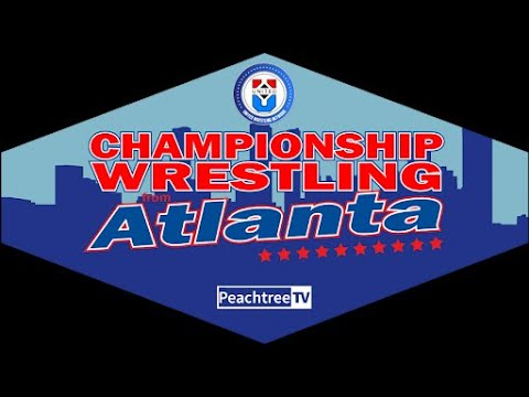 Download ATL  |  Championship Wrestling from Atlanta presented by Car Shield #1  |  9.18.21