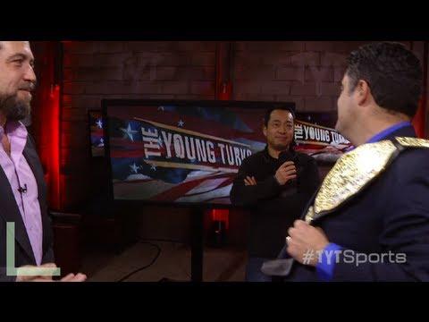 Arm Wrestling!: Cenk v. Michael?