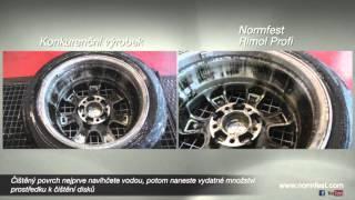 Normfest Rimol Profi - čistič hliníkových disků kol