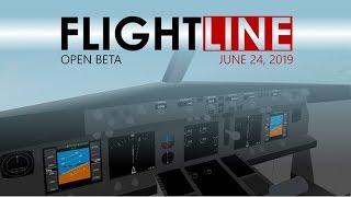 ROBLOX - FLUG SIMULATOR - Flightline