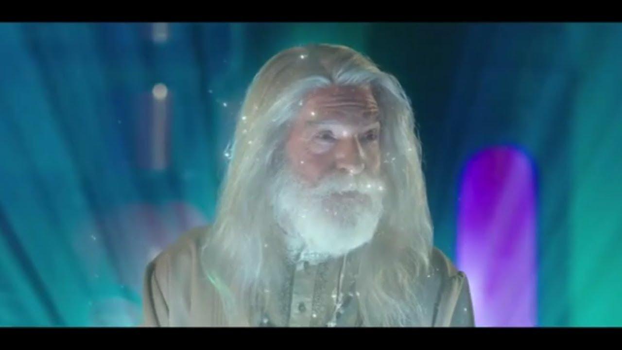 Me contro Te Il Film – La vendetta del Signor S – Scena Vecchio saggio [HD]